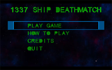1337 Ship Deathmatch screen shot